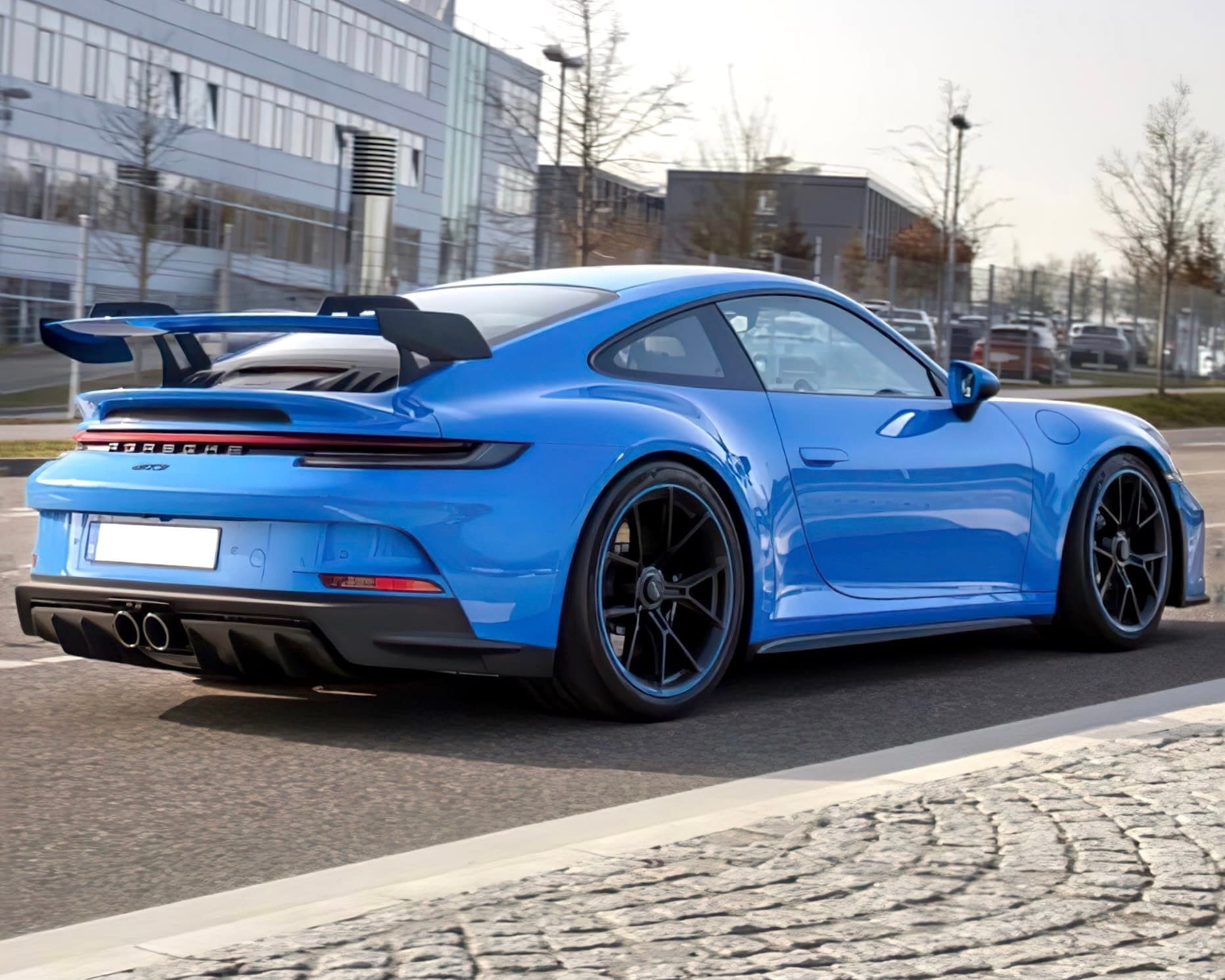 Porsche 992 GT3 (to be delivered)